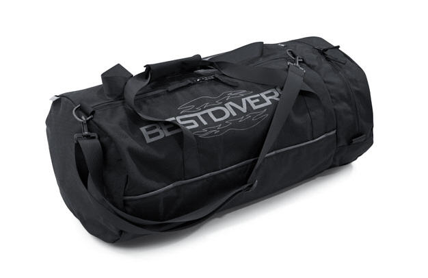 Borsa BEST DIVERS Black is Black 70cm