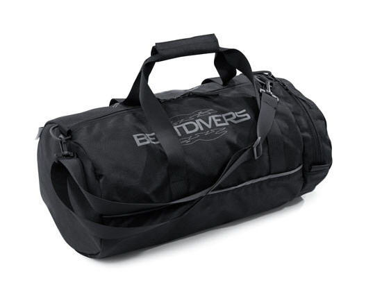 Borsa BEST DIVERS Black is Black 55cm