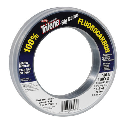 Monofilo Berkley Trilene Big Game Fluorocarbon D. 0,56 30Lb mt 91