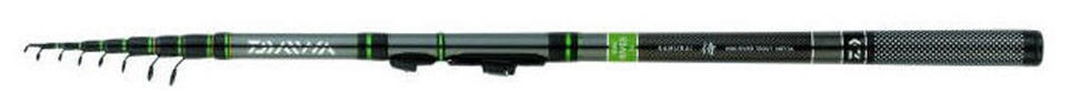 Canna Telescopica DAIWA SAMURAI Mini River Trout 20gr 3.80 mt
