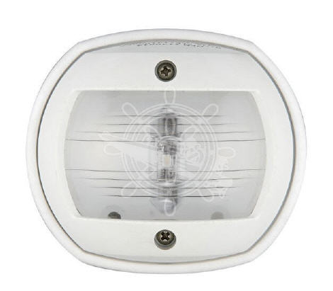 Fanale di via 12mt COMPACT LED ABS Bianco 135° POPPA
