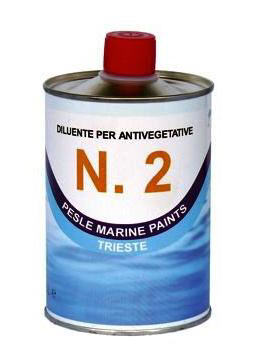 Diluente MARLIN n. 2 per Vernici Antivegetative 1L